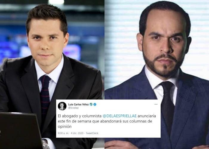 Burlas a Luis Carlos Vélez por su