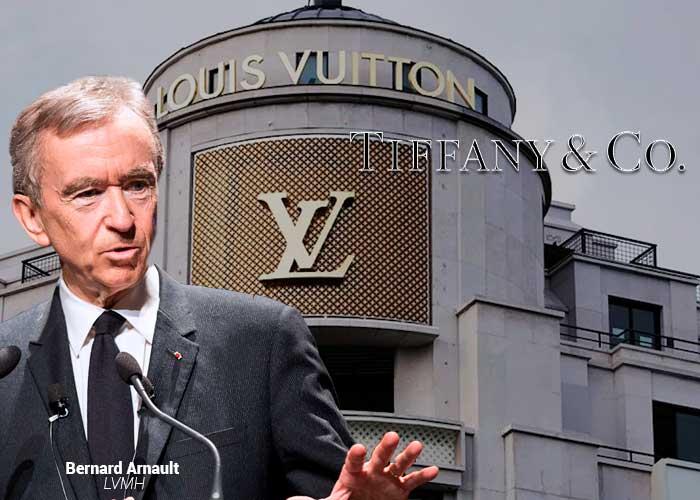 El rey de la moda Bernault Arnault semete de segundo en la lista de billonarios