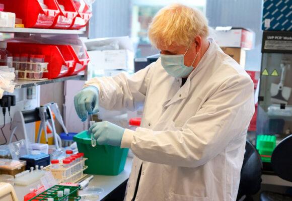 Arranca la vacunación contra el Covid-19 en el Reino Unido
