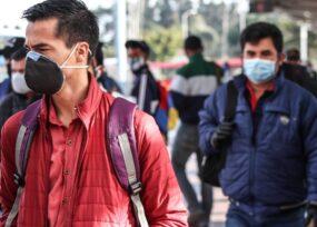 7.139 casos nuevos y 165 fallecidos más por covid en Colombia