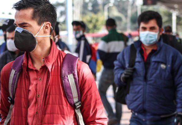 7.986 nuevos contagios y 168 fallecidos más por Covid-19 en Colombia