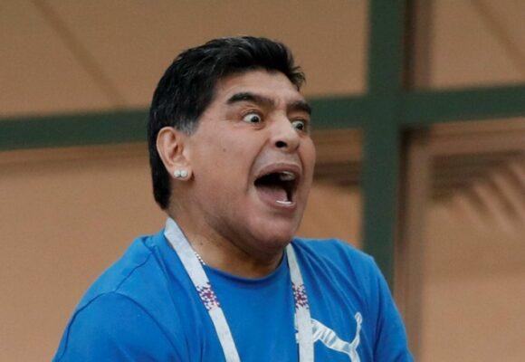 El coctel de pepas que mató a Maradona