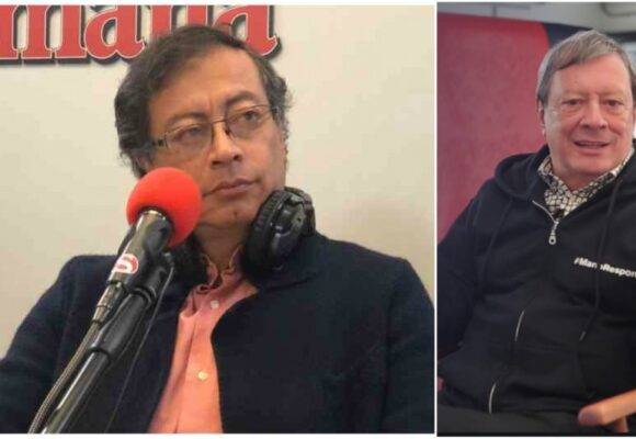 ¿Por qué a Mario Hernández le da tanto miedo Gustavo Petro?