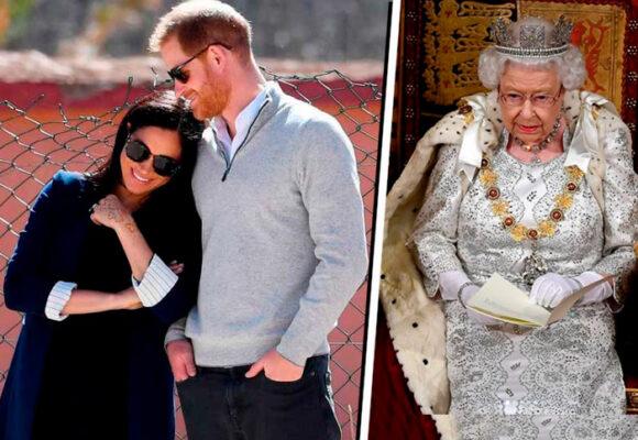 Harry y Meghan después del portazo a la corona inglesa