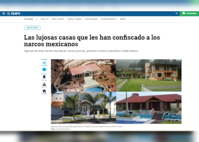 ¿Burda campaña antimexicana en El Tiempo?