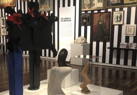Decepción en el Museo Nacional: Exposición Ocho por Cien
