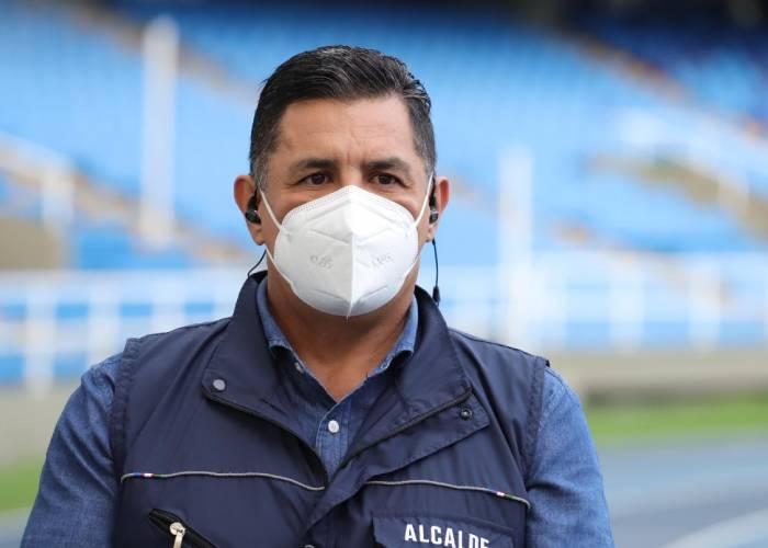 Jorge Iván Ospina, de fracaso en fracaso el pasado diciembre