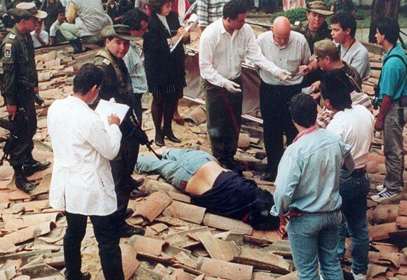 Ofrecen comprar mechones de pelo y dientes de Pablo Escobar por USD 1 millón