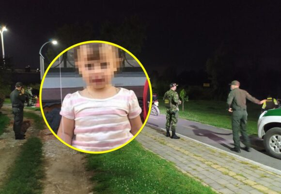 No termina este año de pesadilla: aparece muerta niña de 18 meses en Antioquia