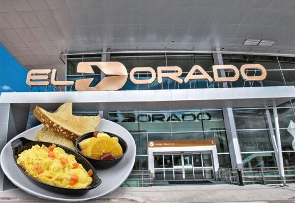 ¿Qué gallina los puso? huevos a 57 mil pesos en el Aeropuerto El Dorado