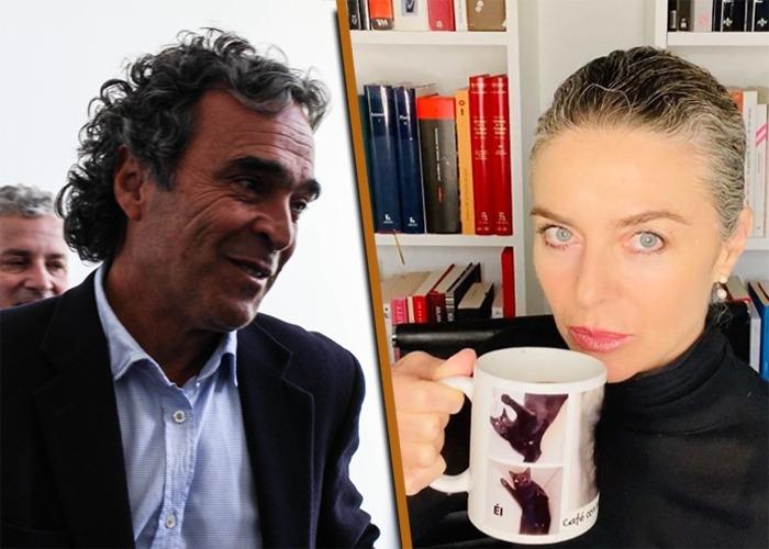 El día en el que Margarita Rosa se desilusionó de Sergio Fajardo