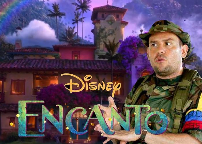 El cinismo de Disney: hacer un cuento de hadas en el sangriento campo colombiano