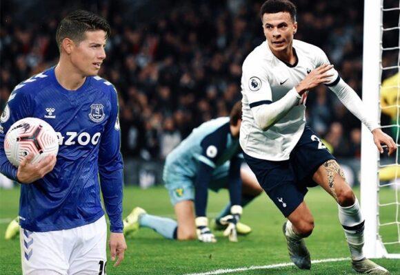 El crack que podría sentar a James en el Everton