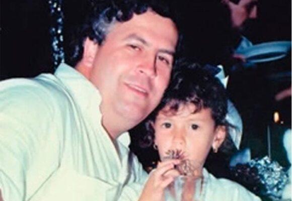 El unicornio que le regaló Pablo Escobar a su hija en navidad