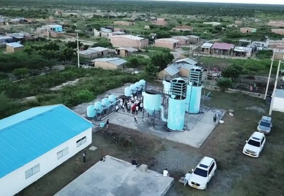Contraloría supervisará la reactivación del acueducto de Camarones