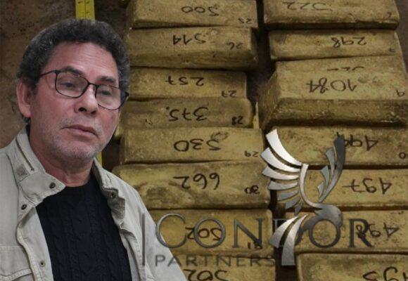 Los ingleses que se quedaron con el oro que entregaron las FARC