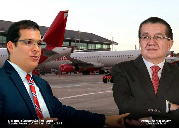 Alberto González, el abogado de muchos quilates enfrentado a MinSalud