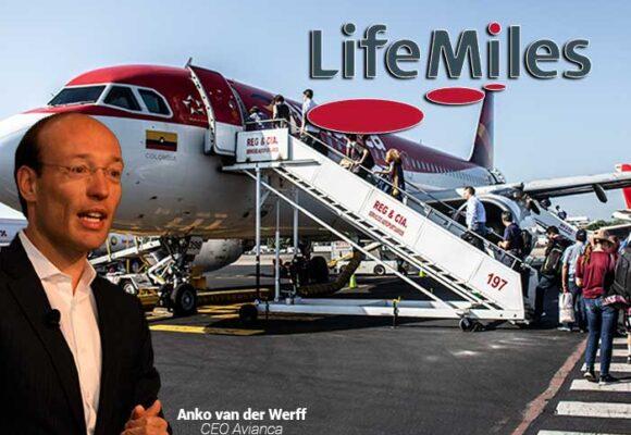Avianca anuncia cambios para su plan de LifeMiles
