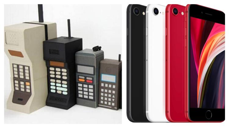 Móviles, internet: ¿cómo hemos cambiado en 20 años?