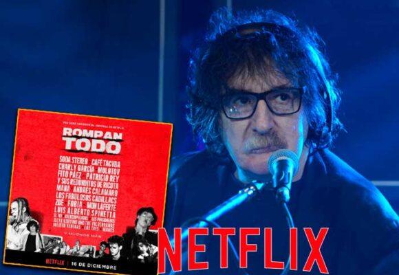 Charly García, el rockero maldito llega a Netflix