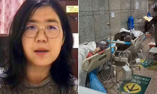 Condenan a periodista por informar sobre el coronavirus en Wuhan
