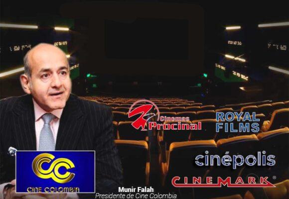 Sin la apuesta de Munir Falah de Cine Colombia, las otras salas lograron 75 mil espectadores
