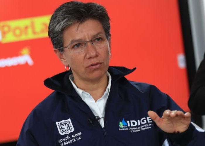 Pico y cédula en Bogotá: Claudia López aprieta medidas
