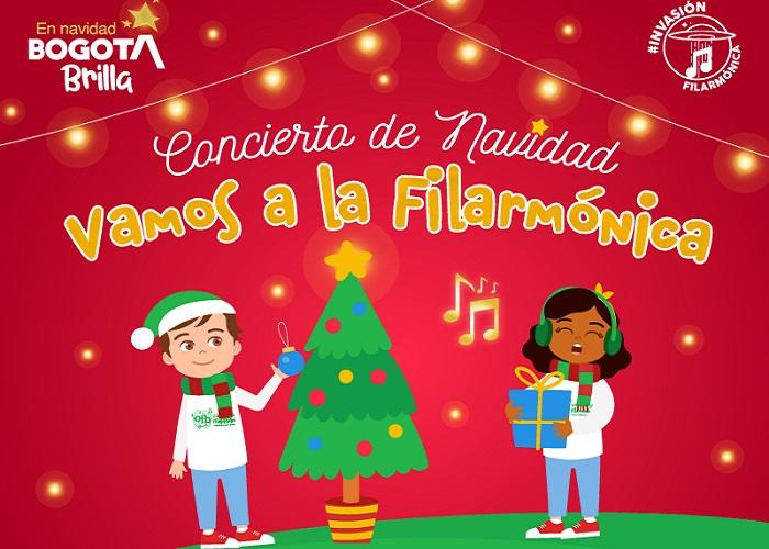 El concierto virtual con el que Vamos a la Filarmónica encenderá la Navidad