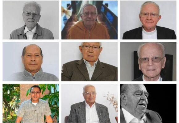 Once jesuitas fallecidos por covid en su Casa de retiro