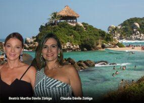 Se le enredó a hermanas Dávila Zúñiga el lujosos hotel Six Sense