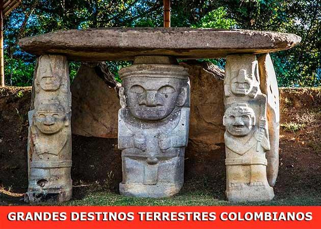Prenda el carro y arranque a viajar por Colombia