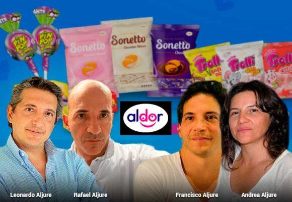El agarrón de los hermanos Aljure por el emporio de dulces Aldor