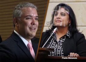 Coronaron Duque y el Fiscal con su candidata a la Corte Constitucional