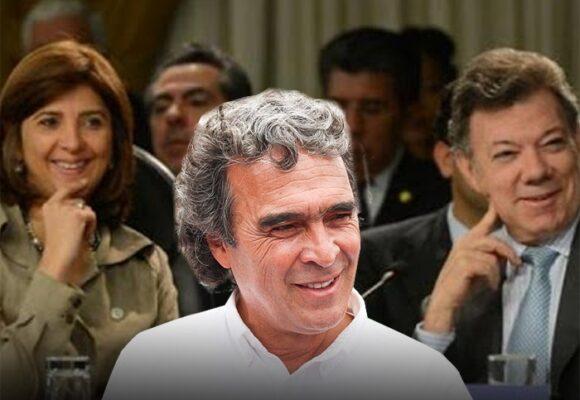 El romance de Fajardo con María Ángela Holguín tomó sabor político