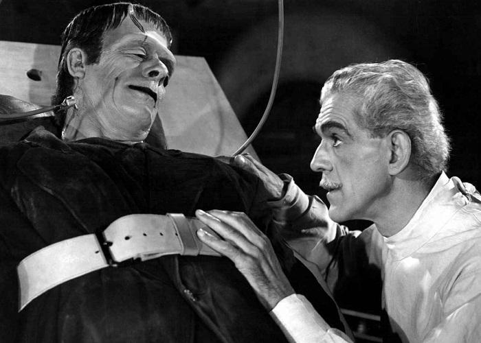 Los doctores Frankenstein