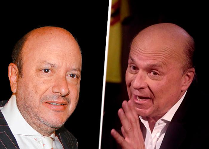 Carlos Antonio Vélez se da el lujo de despreciar a Julio Sánchez Cristo