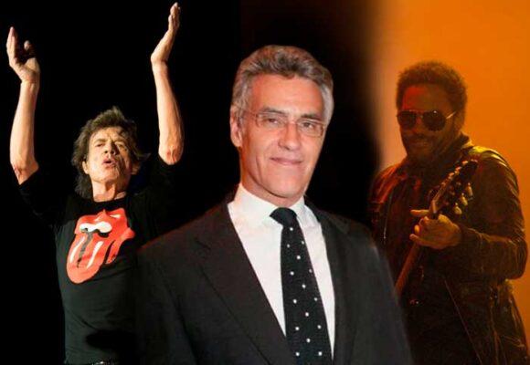 Los amigos rockeros con los Julio Mario Santo Domingo Jr. se enloquecía
