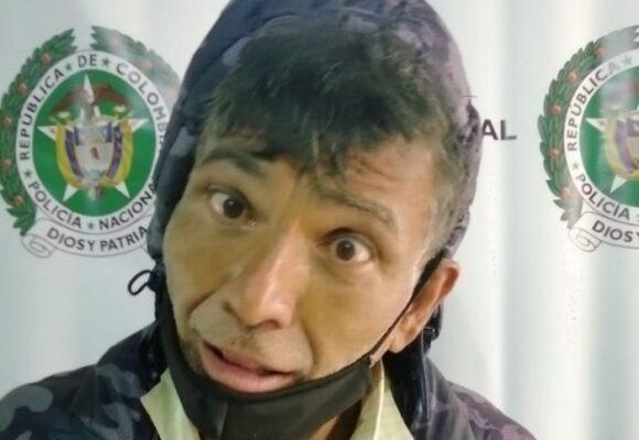 Los ladrones más descarademente felices de Bogotá