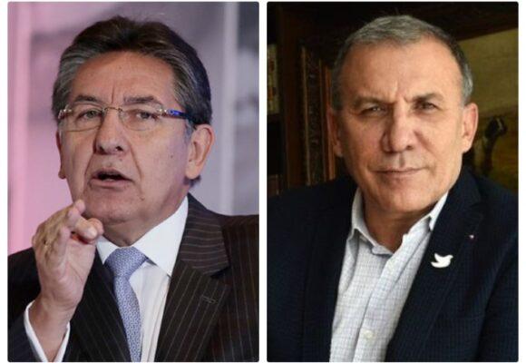 De Néstor Humberto Martínez y Roy Barreras