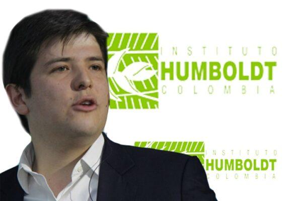 Efímero paso de Miguel Uribe por el Instituto Humboldt