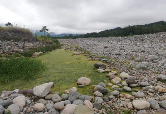 ¿A dónde se está yendo el agua del río Mocoa?