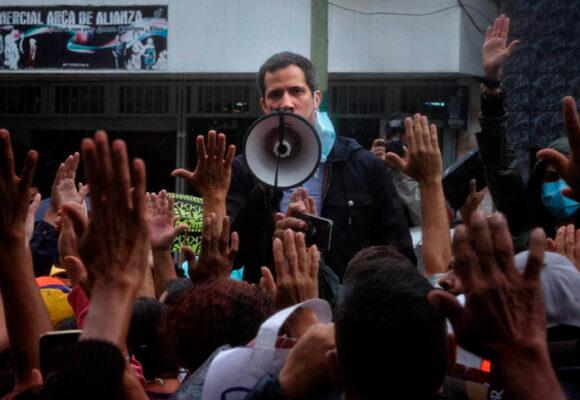 El plan de Guaidó para enfrentar la aplanadora de Maduro en estas elecciones