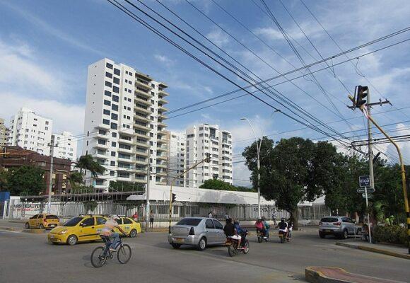 Santa Marta, entre caminos de herraduras
