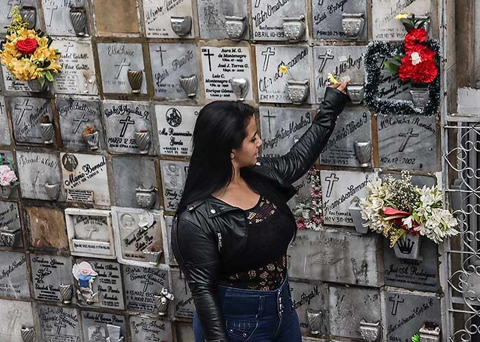 Paola Jaramillo y su pasión por embellecer cadáveres