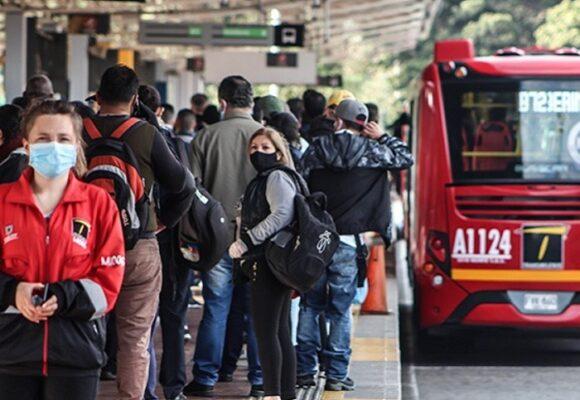 9.642 nuevos contagios y 166 fallecidos más por Covid-19 en Colombia