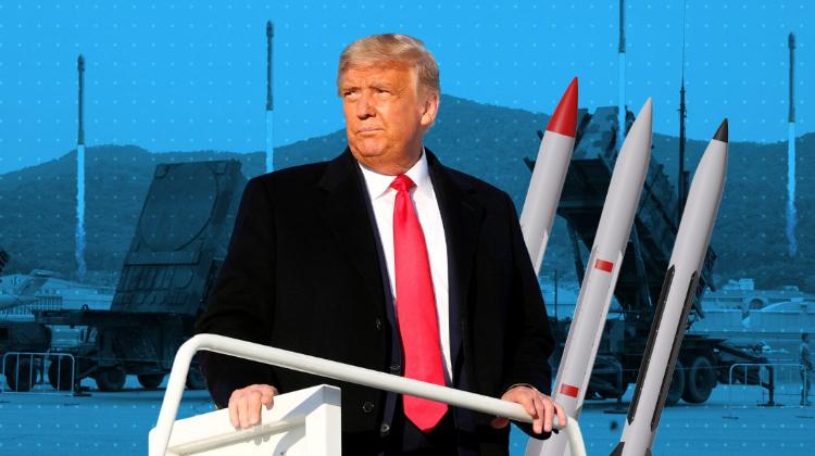 ¿Seguirá Trump siendo un peligro para el mundo?