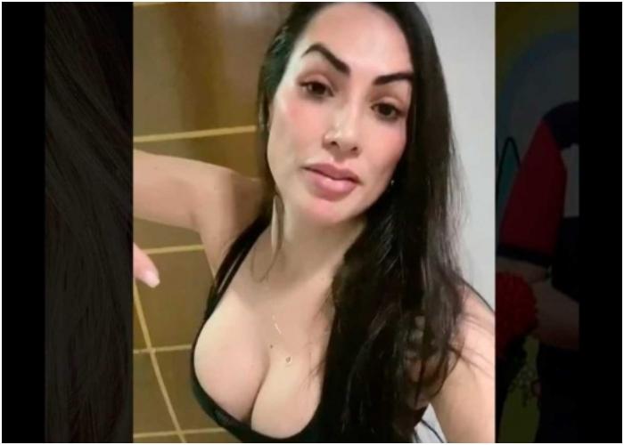 Ticktocker es asesinada por su esposo delante de hija