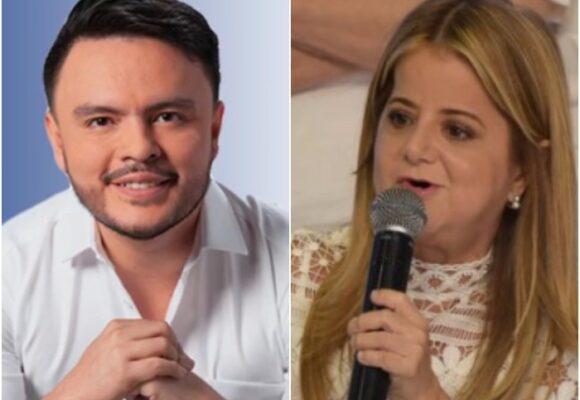 La gobernadora Elsa Noguera y alcalde de Villavicencio, positivos para Covid