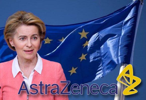 Unión Europea presiona a AstraZeneca para que le cumpla con vacunas