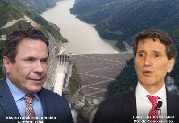 El contraataque de los constructores de Hidroituango será internacional